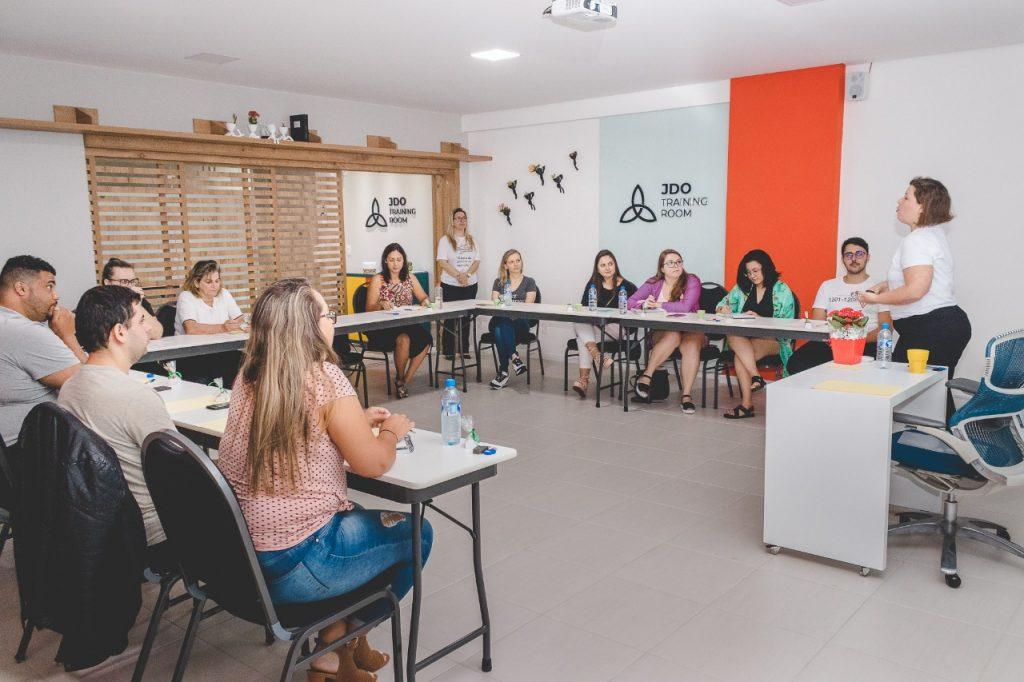 JDO Training Room - Treinamento e workshops