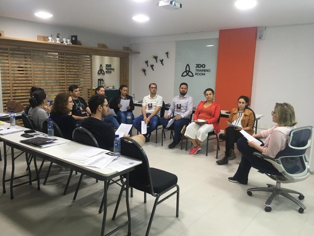 JDO Training Room - workshops