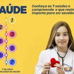 Você conhece as 7 saúdes da criança?