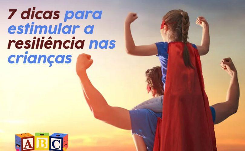 Resiliência nas crianças - Dicas para estimular - JDO Consultoria - ABC das Emoções