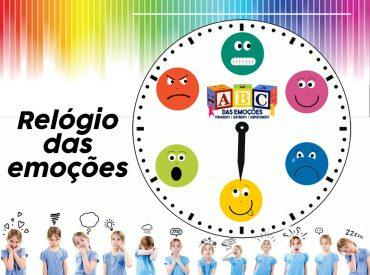 Relógio das Emoções JDO Consultoria - ABC das Emoções
