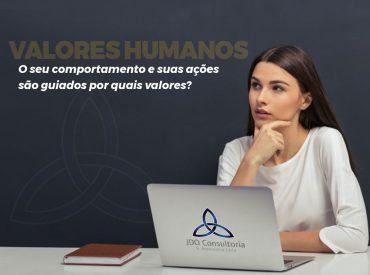 Valores Humanos - jdo consultoria