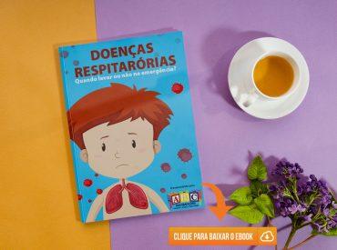 ABC das Emoções - E-book Doenças Respiratórias
