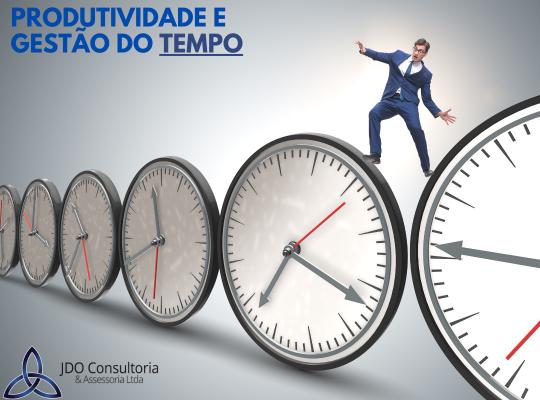 Produtividade e Gestão do tempo - JDO Consultoria