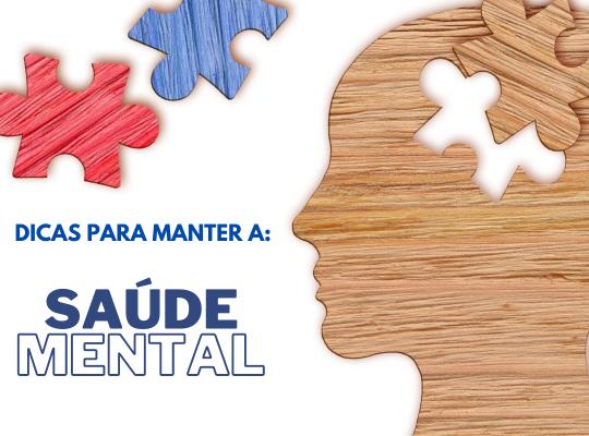 4 Dicas para manter a Saúde Mental - JDO Consultoria