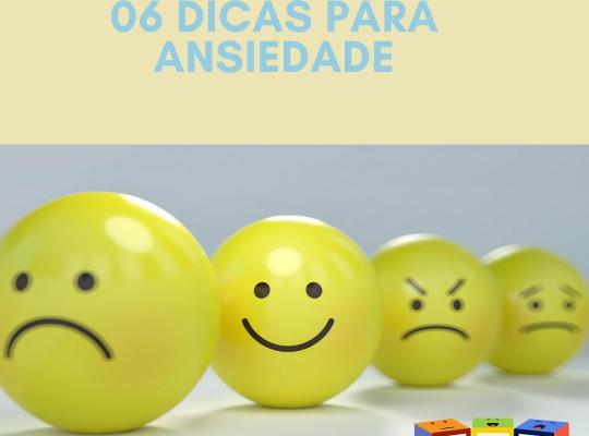 ansiedade - ABC das Emoções