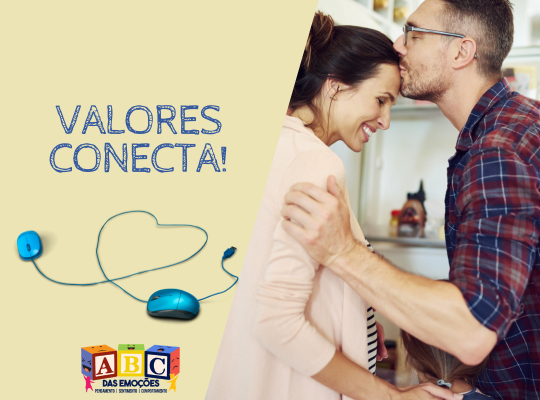 Valores Conecta - ABC DAS EMOÇÕES